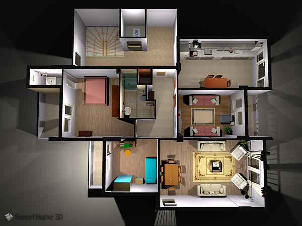 Disegnare progetto casa gratis for Programma in 3d per arredare casa gratis